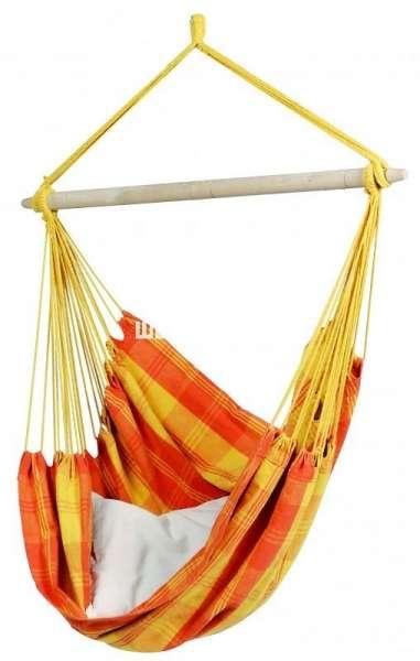 Amazonas Relax orange závěsné křeslo