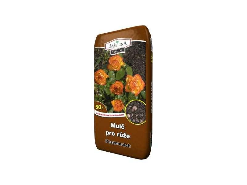 Mulč pro růže 50 l - Rašelina