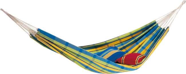 Amazonas Barbados lemon, houpací síť pro dva