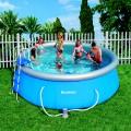 Bazén rodinný 457x107 sada Bestway