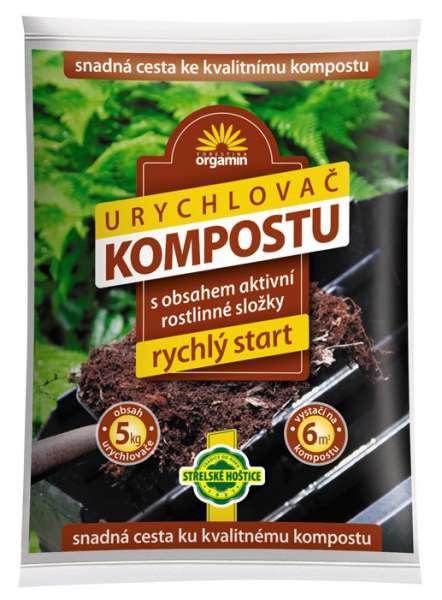 Urychlovač kompostu - 5 kg až