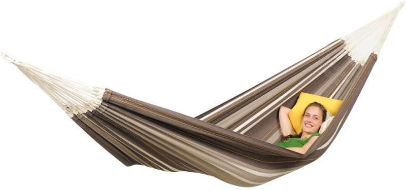 Amazonas Paradiso café, houpací rodinná síť