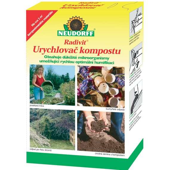 Radivit Neudorff - urychlovač kompostu 1 kg