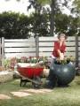 ECOmposter s válečkovým podstavcem o objemu 268 l + urychlovač kompostu 1 kg zdarma