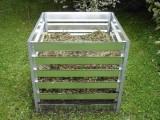 Zvětšit fotografii - Kompostér K 11 zinkovaný plech