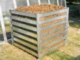 Kompostér K 21 zinkovaný plech