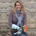 Zvětšit fotografii - Ochranné zahradní rukavice Sophie Conran