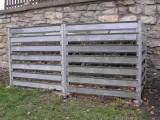 Rozšiřovací modul pro kompostér K 21 zinkovaný plech