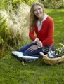 Sophie Conran zahradní podložka - Allium 50 x 30 x 10 cm Burgon&Ball