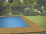 CHENNA WPC LEPLA dlaždice 40x40 cm
