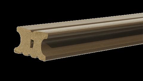 WPC podlahový terasový hranol Nextwood