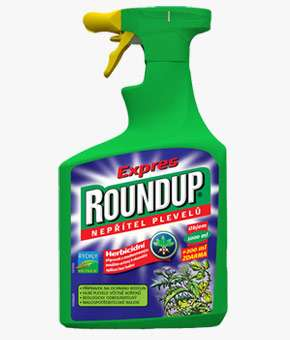 Substral Roundup Expres 1,2 l rozprašovač