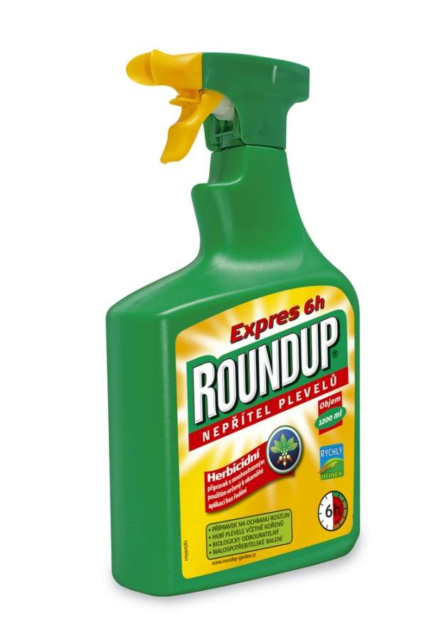 Substral Roundup Expres 6h 1,2 l na chodníky Rosteto