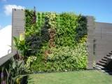 Quizcamp Minigarden - vertikální set 3x vertikální modul a podložka na květiny, jahody, bylinky