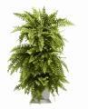 Quizcamp Minigarden rohový set květináčů 3x vertikální modul a podložka