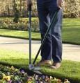 Nůžky teleskopické na okraje trávníků