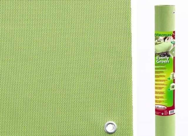 Everly Green světle zelená stínovka 85 % Intermas