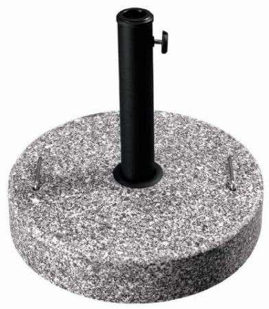 Granitový podstavec ke slunečníku 25 kg