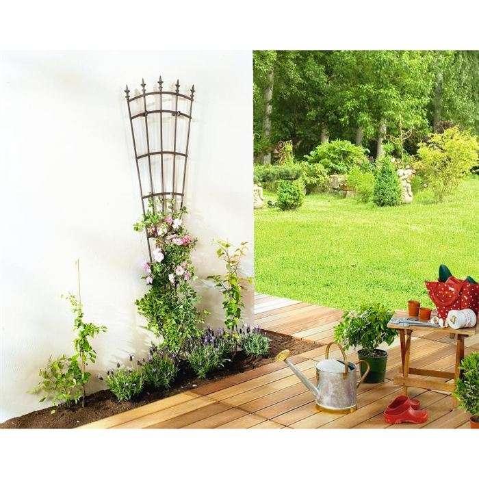 Nortene Royal Trellis dekorativní podpora pro popínavé rostliny 1,8m