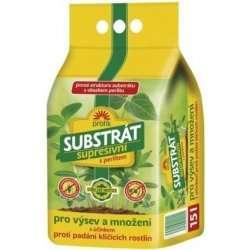 Forestina Supresivní substrát provýsev PROFÍK 15 l substrát a hnojivo