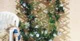 Dekorativní mřížka pro rostliny Trellibamboo