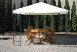 Zahradní stan, altán Party DeLuxe 3 x 3 m
