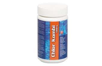 Bestway Bazénové chlor kombi tablety 1 kg