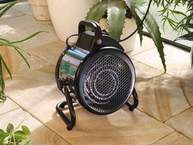 BIO GREEN OHG Elektrické vytápění PALMA