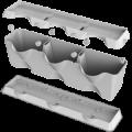 Minigarden - vertikální set 1x vertikální modul s podložkou