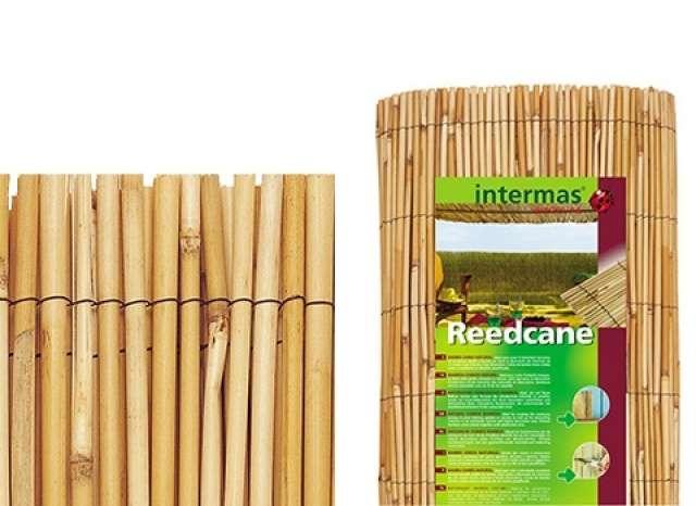 Reedcane rohož, půlený rákos Intermas