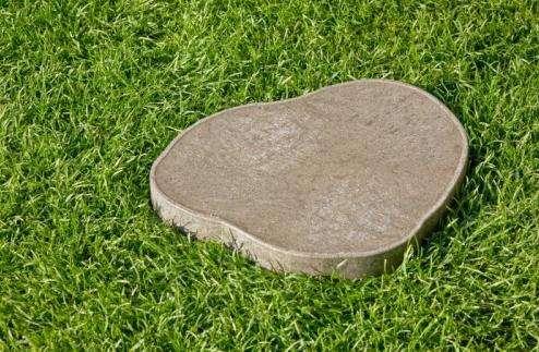 CHENNA WPC nášlapný kámen RiPietra 40x40 cm