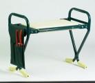 Zahradní stolička a klekátko 2v1