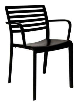 Resol LAMA židle s područkami