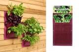 Látkový truhlík barevný Verti-Plant™ na květiny - dvojbalení