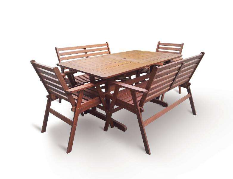 Monroe COMBI SET 6 stolová sestava, dárek V-GARDEN