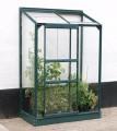 Vitavia Garden Skleník ke stěně IDA PC 6 mm, zelený