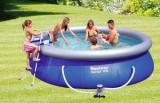 Zvětšit fotografii - Nadzemní bazén - 366 x 91 cm - písková filtrace