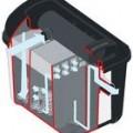Heissner Set Filtr venkovní Smartline, čerpadlo 1000 l/h, UV