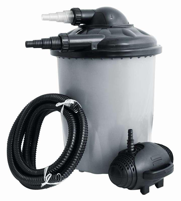 Heissner Tlaková filtrace s čerpadlem 4100l/h, do 10 000 l/hod., UV