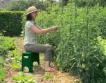 Nortene Zahradní stolička oboustranná Garden-sit 3v1