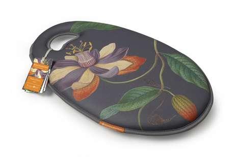 Burgon&Ball ZAHRADNÍ PODLOŽKA KNEELO- Passiflora