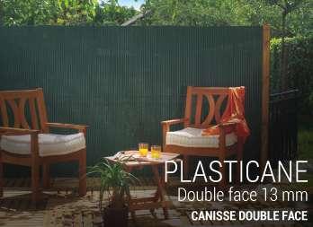 Intermas Plasticane OVAL Double face plastová rohož, zástěna 13 mm