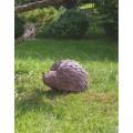 Dekorativní ježek metál Nortene
