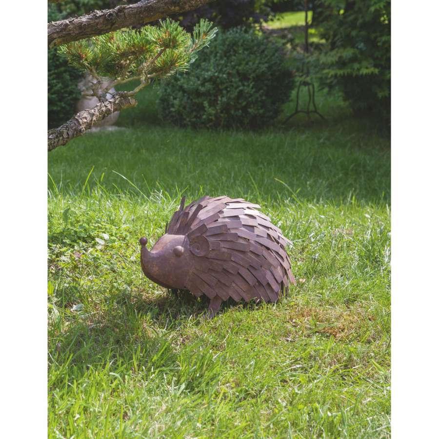 Nortene Dekorativní ježek metál