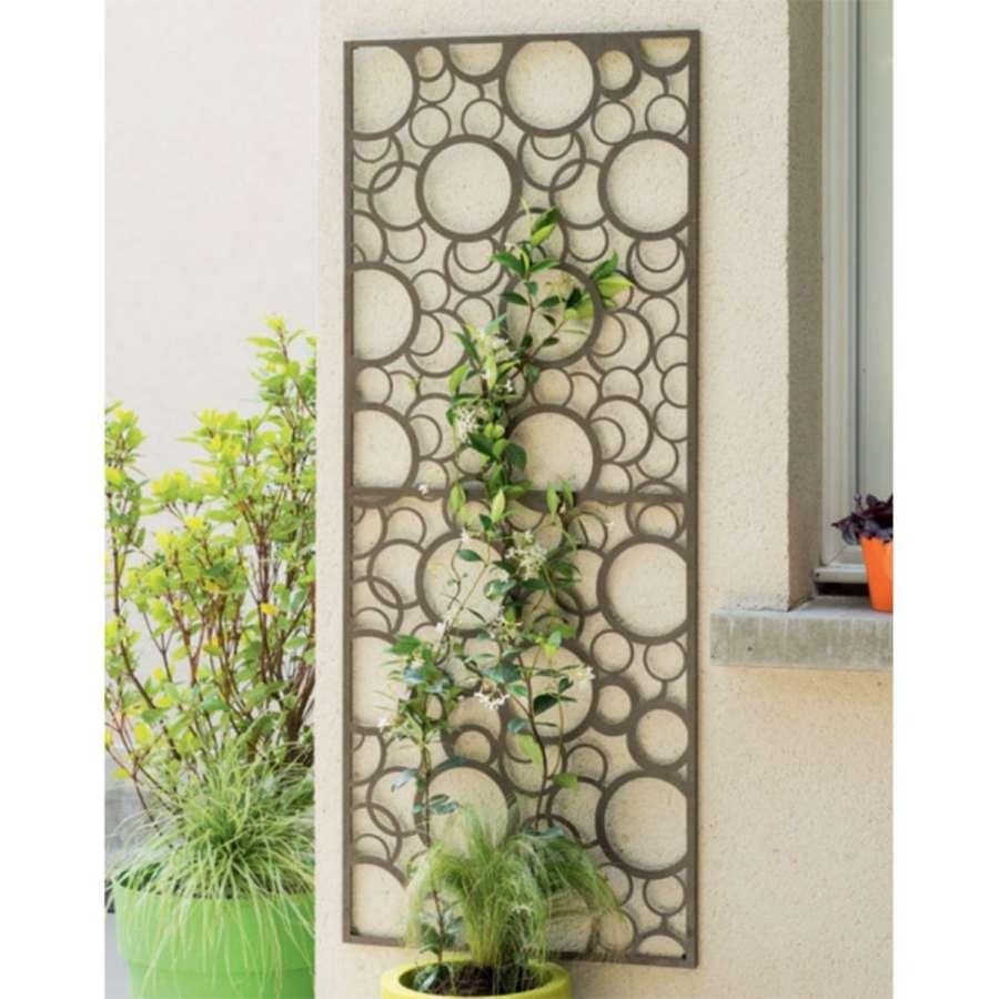 Nortene Dekorativní panel kolo kov