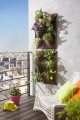 Vertical Garden, textilní truhlík na zeď