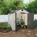 Zahradní plastový domek LIFETIME 60015 SENTINEL, doprava zdarma