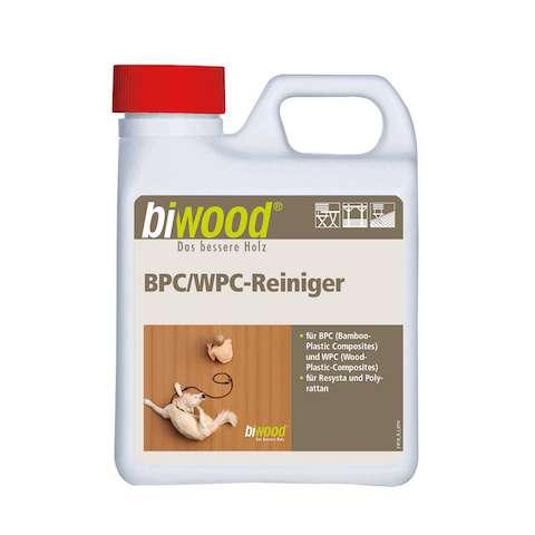 Biwood BPC / WPC čistič terasových prken, dlaždic