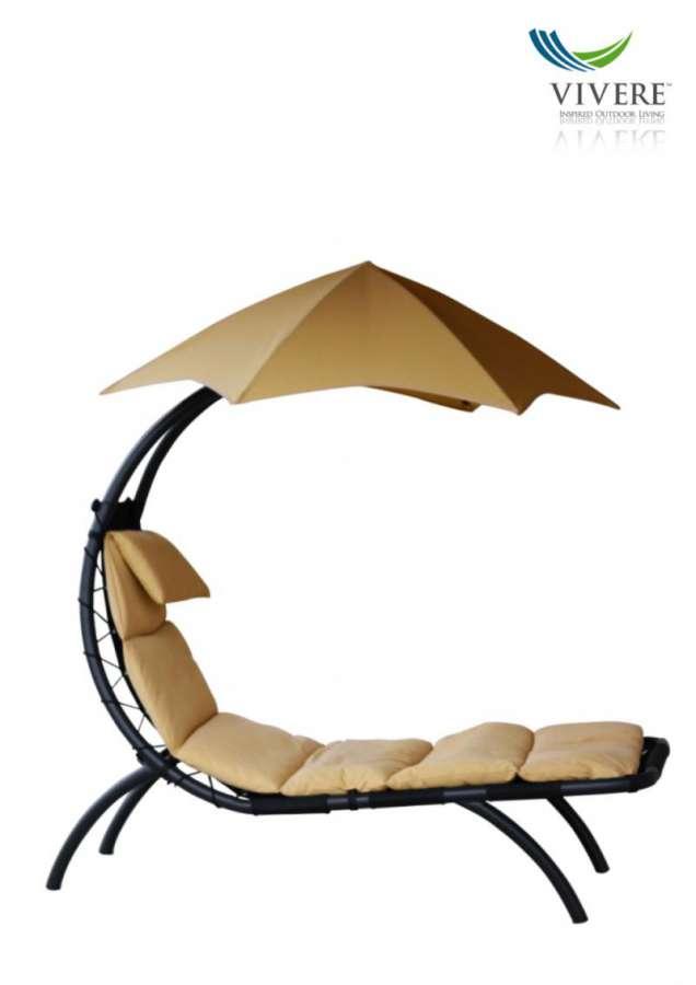 HANSCRAFT Zahradní pohovka Vivere Original Dream Lounger, Sand Dune
