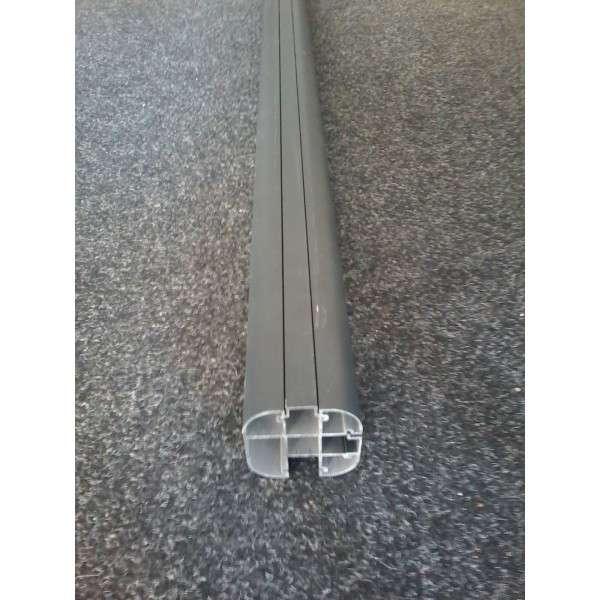 WPC Cleverdeck Sloupek pro plné ploty hliník - antracit